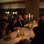 God mat och härlig publik!