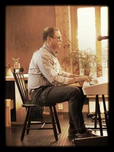 Jan Gyllström. Fotograf Alexandra Larsson