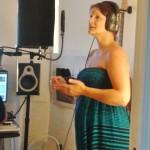 """Alexandra i studion, 13 juni 2014, """"Stjärnorna vet"""""""
