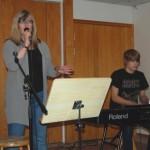 Sannerudskyrkan Lisa och Erik mars 2009