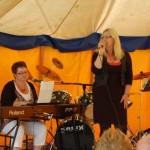 Aug 2010 Lisa och Gunnel