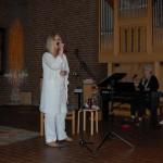Marieholmskyrkan, Mariestad. Lisa och Gunnel 2013